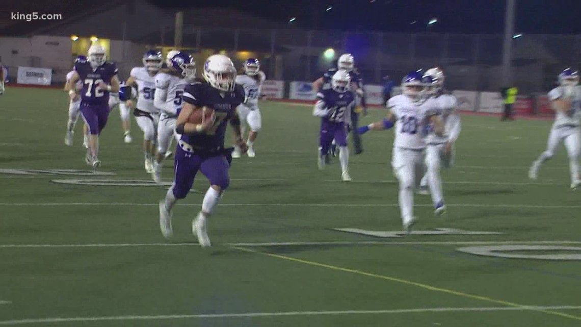 High school football returns to western Washington with pandemic restrictions