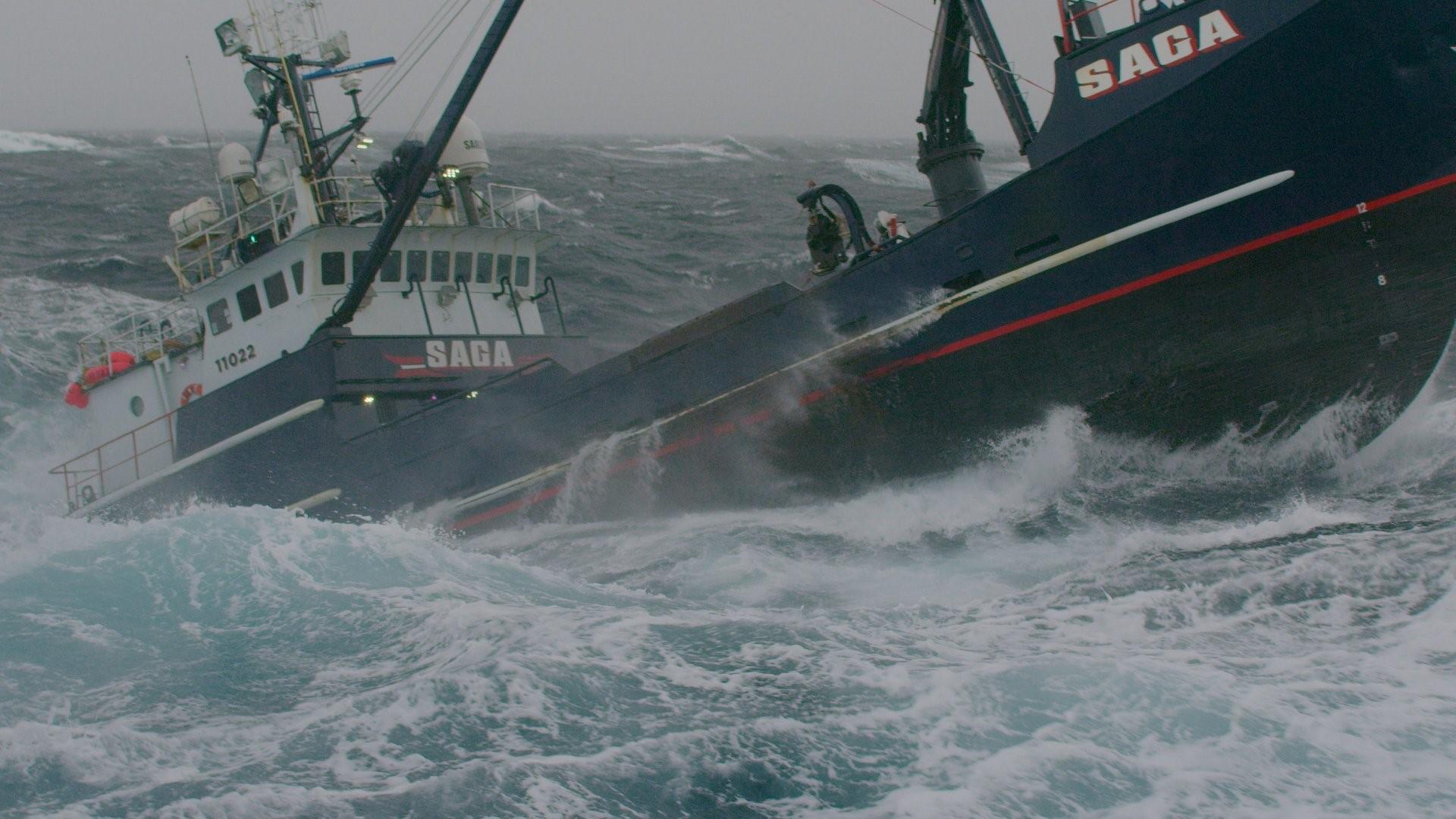 Deadliest Catch: High-risk, high-reward on the high seas