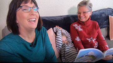 Tacoma sisters share their love for their hometown in new children's book - KING 5 Evening