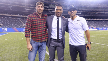 Russell Wilson's manager to miss Seahawks-Cowboys playoff game to support veterans