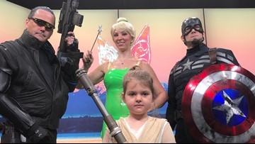 Cosplay with Renton City Comicon, South King County's answer to all things nerdy