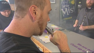 Hearings being held on youth vaping epidemic