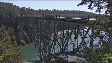 Five tips for a memorable trip to Deception Pass Bridge - KING 5 Evening