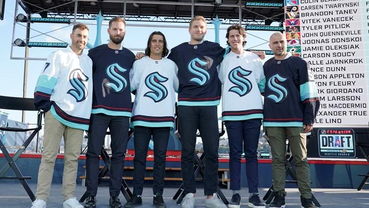 Seattle Kraken, other NHL teams get 2021-22 schedules