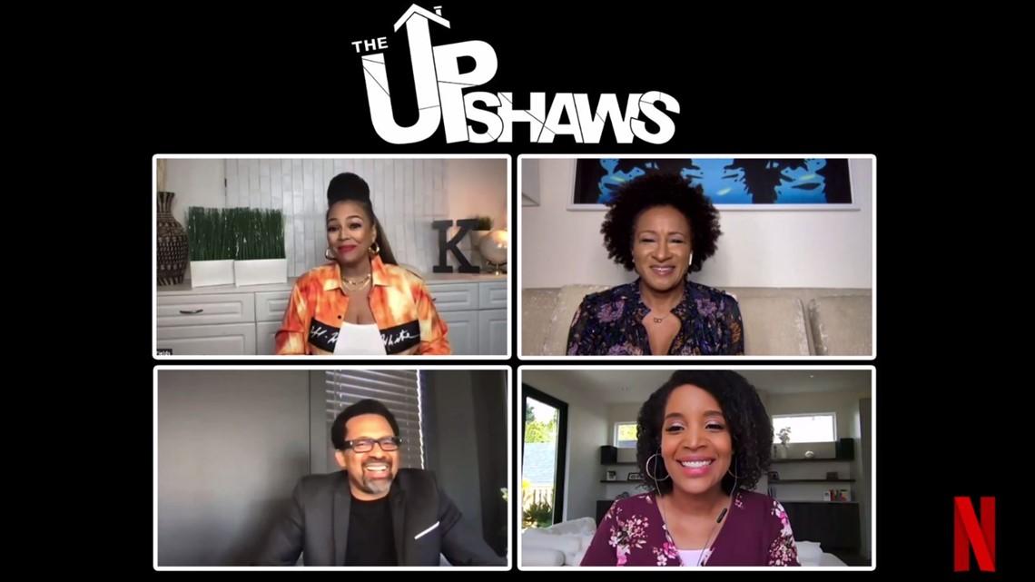 Netflix brings comedic star power in new sitcom 'The Upshaws'