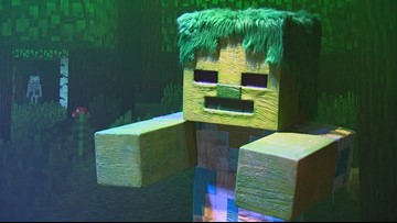 Minecraft: The Exhibition brings gaming to the real world at Seattle's Museum of Pop Culture
