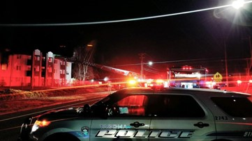 Person dies in Tacoma apartment fire