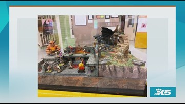 A Dungeons and Dragons exhibit celebrates the game's major impact on the Northwest - New Day Northwest