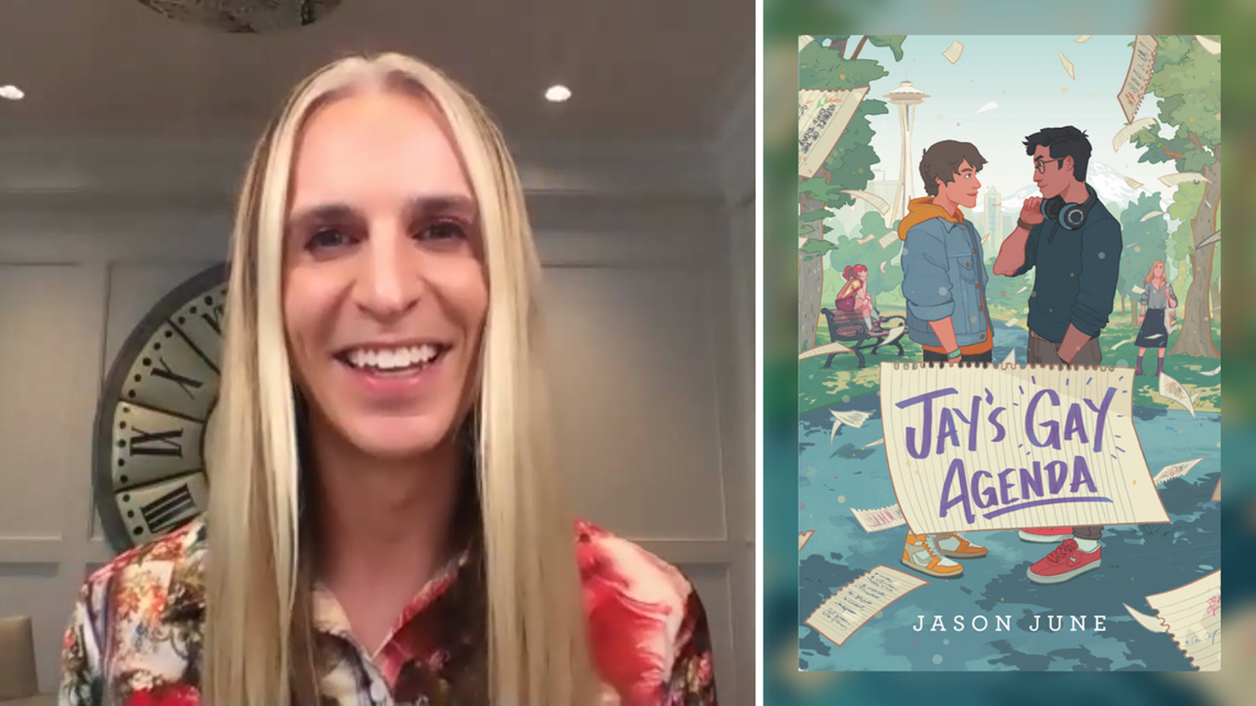 'Jay's Gay Agenda' is a modern coming-of-age story set in Seattle - New Day NW