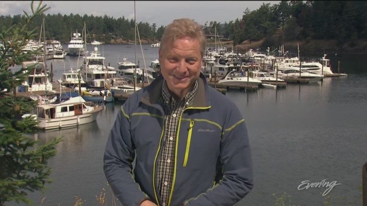 Fri, 7/19, Cruising the San Juans Special Edition, Full Episode, KING 5 Evening