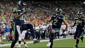 Paxton Lynch gets his revenge as Seahawks top Broncos 22-14
