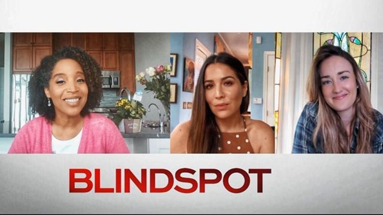 Stars of NBC's Blindspot talk about their final season - KING 5 Evening