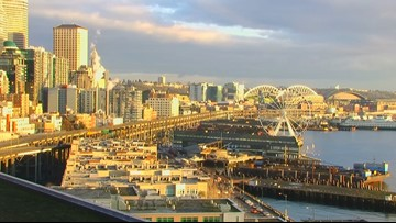 Dry Thursday before rain returns to Puget Sound Friday