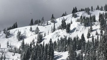Increased avalanche danger in Cascade Mountains this weekend