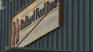 Ballard Food Bank to furloughed workers: 'We're there for you'