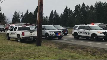 Graham carjacking suspect in custody after standoff