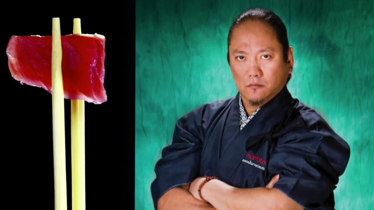 Chef Masahuru Morimoto talks the do's and don'ts of sushi