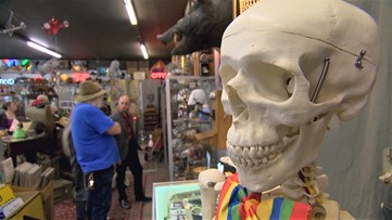 The greatest (weirdest) shop on earth may be in Seattle