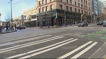 Downtown Seattle employees call out city hall to improve safety after shooting
