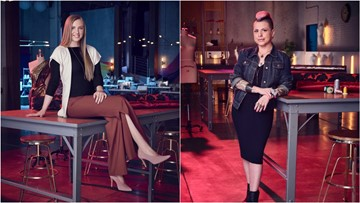 Two Seattle-area designers bring their skills to this season's Project Runway