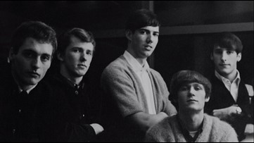 Legendary Tacoma band The Sonics are the subject of this rock 'n' roll documentary - KING 5 Evening