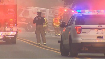 Redmond-Fall City Road reopens after fatality crash | king5 com