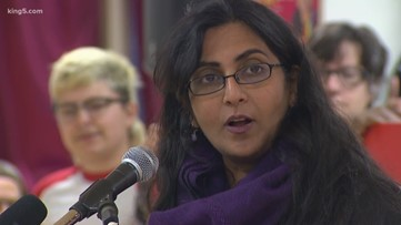 Seattle City Council incumbent Kshama Sawant now leads race for District 3 seat