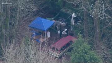 Camano Island beheading suspect found dead in California river