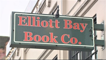There are 170,000 reasons to visit Elliott Bay Book Co. in Seattle - 2019's Best - KING 5 Evening
