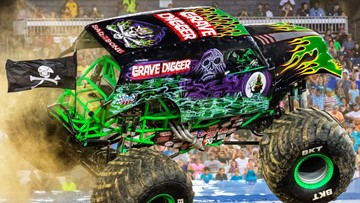 Monster Trucks fly into the Tacoma Dome this weekend - What's Up This Week