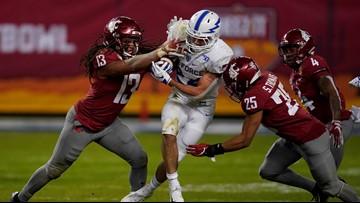 Air Force tops Washington State 31-21 at Cheez-It Bowl
