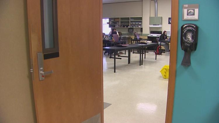 Hundreds of Washington school buildings have 'poor' ventilation ratings, data show