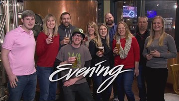 Tue 02/12, Pyramid Brewery, Full Episode KING 5 Evening