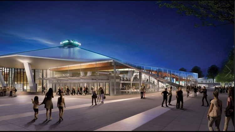 How the new arena at Seattle Center will sound very, very different