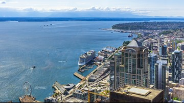 Seattle has 3rd warmest spring on record