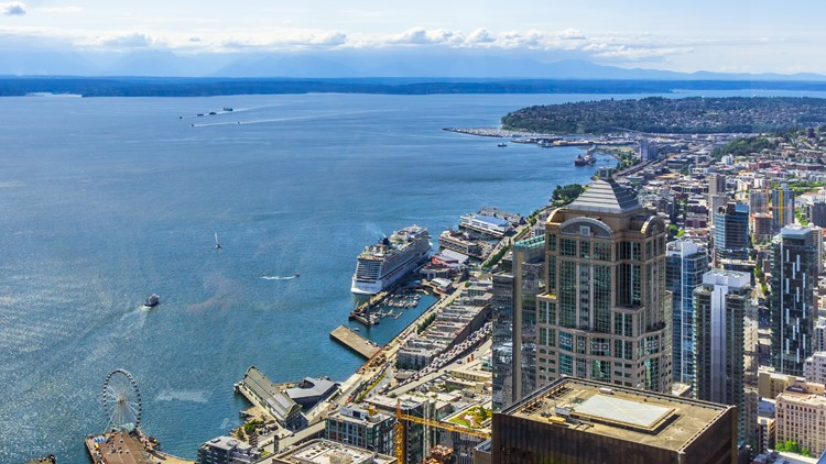 Seattle could soar to 80 degrees this weekend in warmest stretch yet of 2021