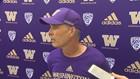 Huskies coach Petersen names Eason as starting QB