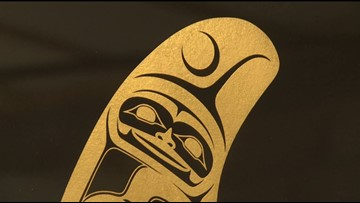 Arthur Vickers: Telling stories with art in Cowichan Bay