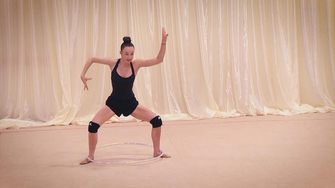 Puyallup teen is first Washingtonian on US Olympic rhythmic gymnastics team