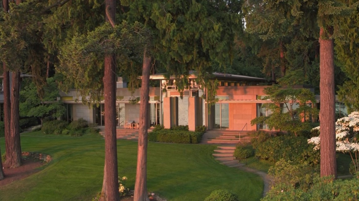 Inside the mansion that broke the record for Seattle's most expensive home sale