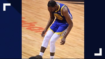 Warriors F Durant undergoes surgery for ruptured Achilles