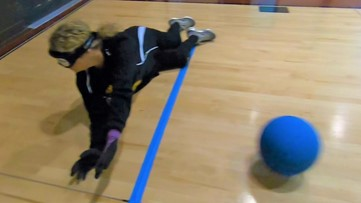 Playing a sport for the blind can be an eye-opening experience - KING 5 Evening