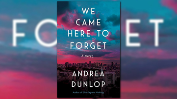 An Olympian's life gets turned upside down with a family secret in 'We Came Here to Forget'