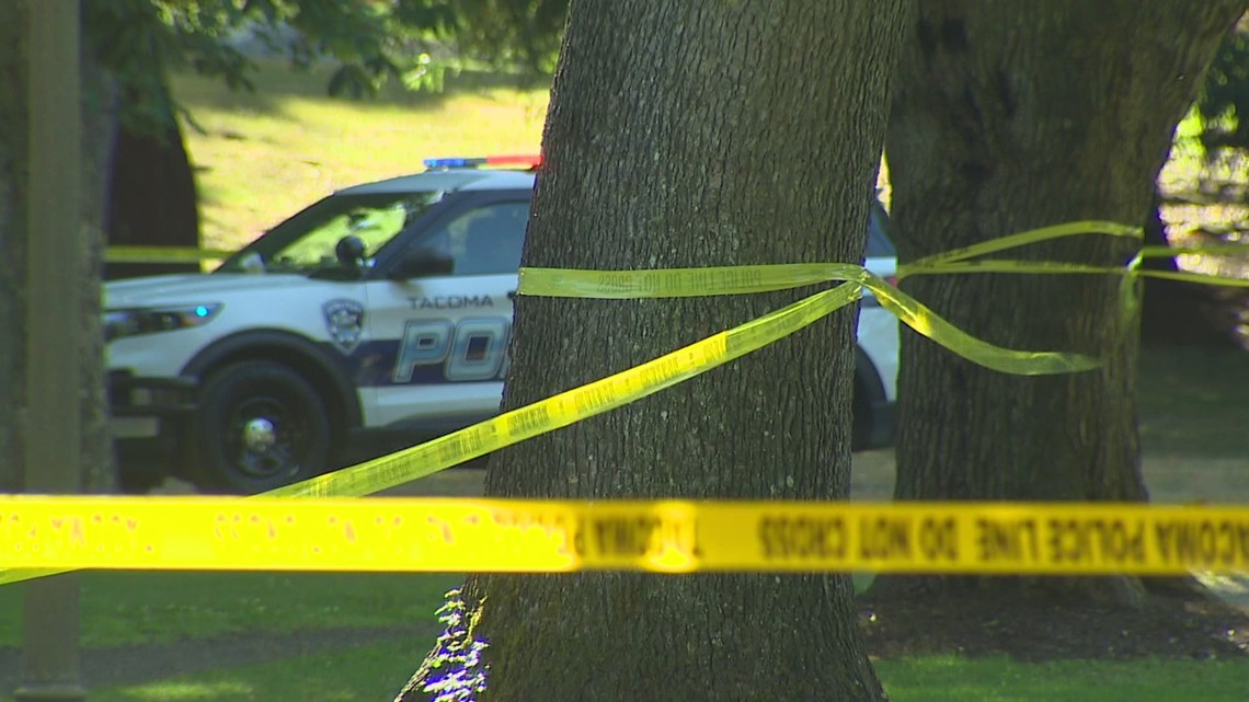 Tacoma police investigating two different homicides Saturday