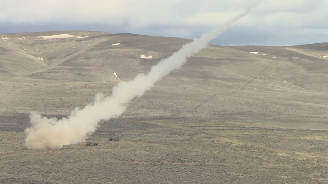 Himars Rocket Artillery System Is One Of The U S Army S
