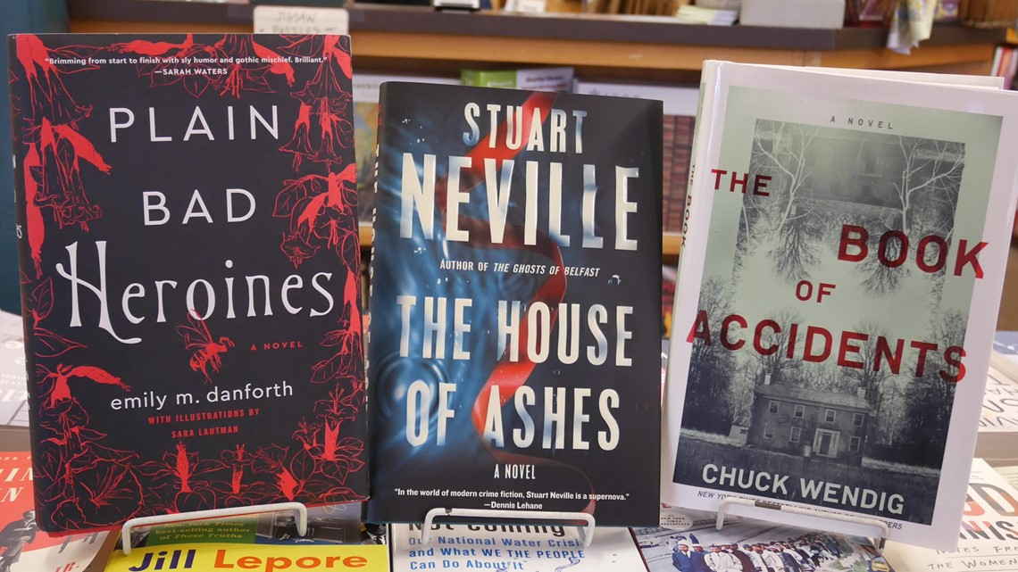 Three bone-chilling books for Halloween