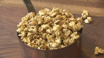 The Seattle popcorn that's so popular they have to ration it - KING 5 Evening