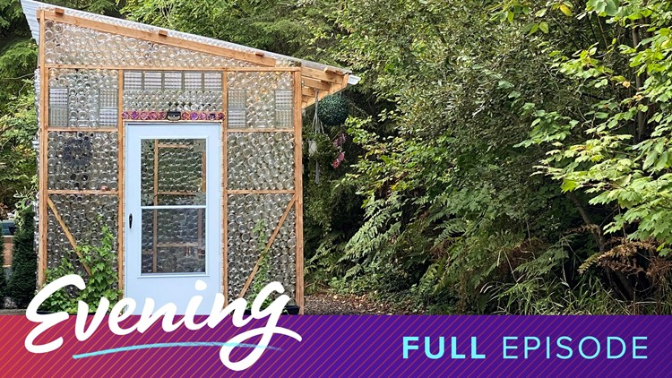 Duvall's Glass Bottle Greenhouse & Dave Grohl Chats 'Almost Live' | Full Episode - KING 5 Evening