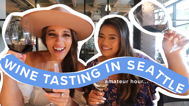 Wine tasting in Downtown Seattle! (AMATEURS WELCOME)   Local Lens Seattle