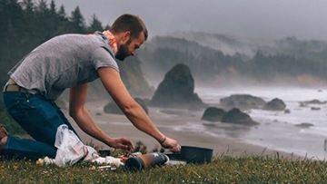 Your next camping meal could be gourmet